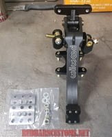 2.5 Ton Rockwell Wilwood Master Cylinder & Pedal Assembly