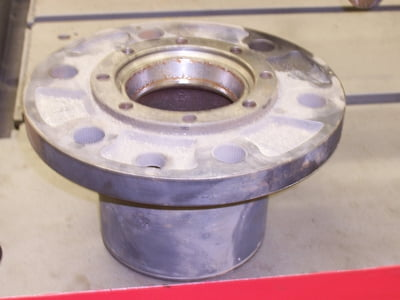 2.5 Ton Rockwell Stock Hub (Take Offs)