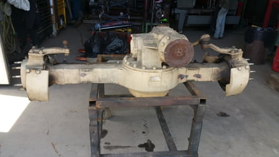 5 Ton Rockwell Empty Housings