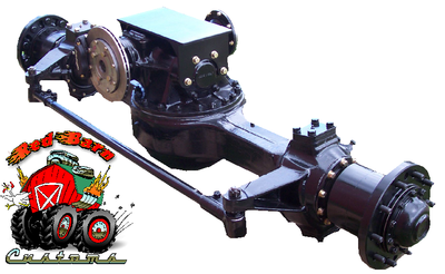 Remanufactured Axle Start At