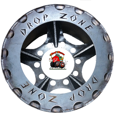 "Mega Truck 28"" Diameter Wheel"