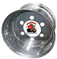 "Wheel Center & Rim Center For 15 "" Diamter Through 19.5"" Diamter Rim"