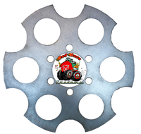 "Wheel Center & Rim Center For 28"" Diameter Through 32"" Diameter Rim"