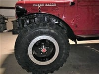 "Mega Truck & Power Wagon 20"" Diameter Wheel"