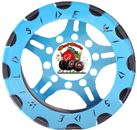 "Mega Truck 26"" Diameter Wheel"