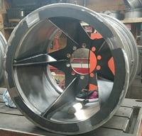 "Mega Truck 32"" Diameter Wheel"